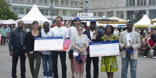 Win the KENAKO Award 2016  in Berlin!