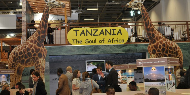 Africa glitters at ITB Berlin