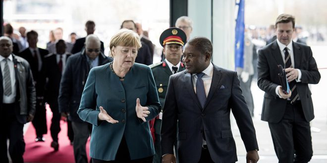 Germany to step up economic relations with Mozambique