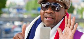 Papa Wemba given glorious farewell in Kinshasa