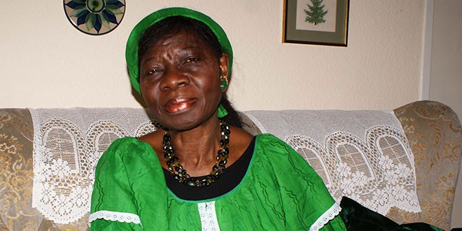 Nigerian-born retired nurse talks about her life in Germany since arriving in 1966