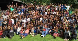 Black Germans gathered in Helmarshausen on 4-7 August for the 2016 Bundestreffen or annual national retreat of the Initiative Schwarze Menschen in Deutschland (ISD). The basic work of the ISD is advocating for the Black community in Germany / © ISD-Tahir Della