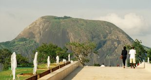 "Abuja, Nigeria's capital city. Africa's most populous country is ""naturally blessed with locations that could attract tourists from all over the globe"" │© Femi Awoniyi"