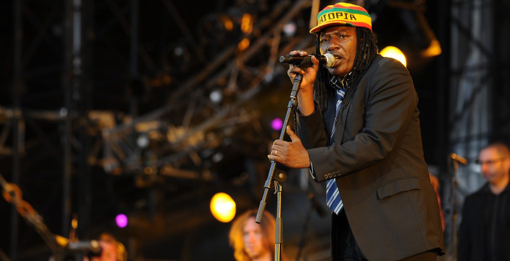 Alpha Blondy is now indisputably the most famous figure in Ivorian music │© Kelly Chlew