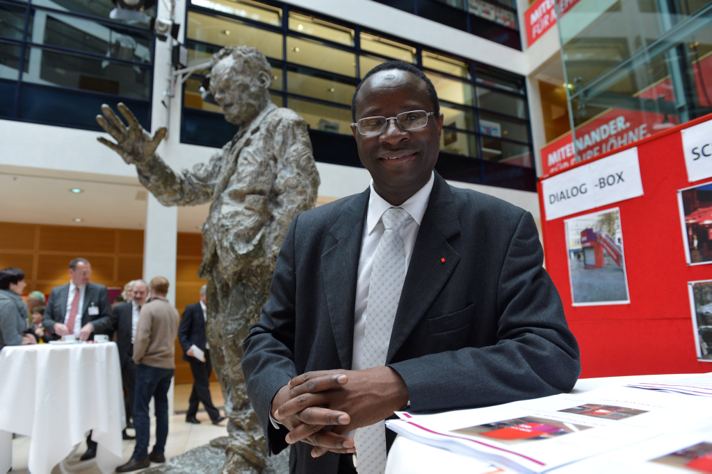Karamba Diaby, MP (Bundestag) │© SPD