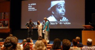 If the packed theaters in Cologne are any indication, then the African film industry is on the rise / © Deutsche Welle