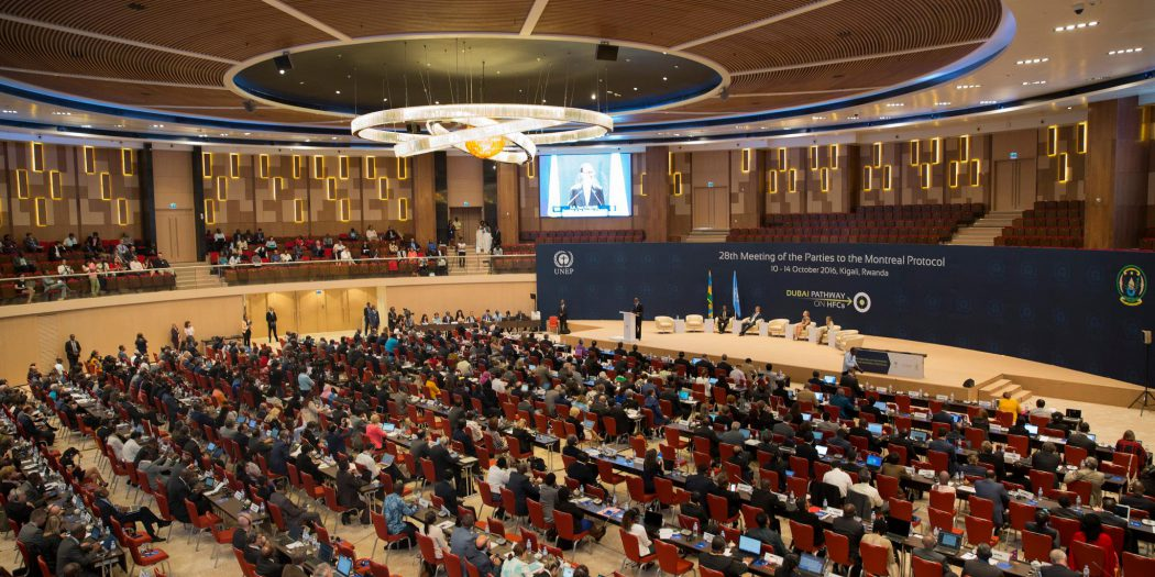 The deal resulting from the Kigali gathering is legally binding, has very specific timetables, and has an agreement by rich countries to help poor countries adapt their technologies / © PK
