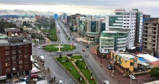 Addis Ababa, Ethiopia's capital city. new remittance service at the US-Africa Business Forum, that will allow more than 100 million Ethiopians to send funds directly to any mobile number in the East African country │© EPHREMTUBE