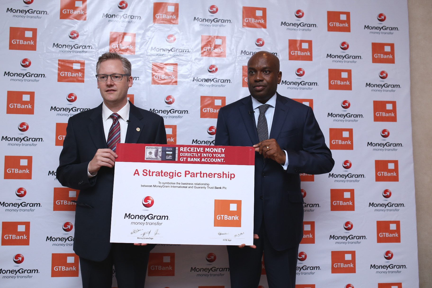 Moneygram Offers Transfers Into Personal Bank Accounts In Nigeria Wire Money And Nigerias Guaranty Trust Announced March The Launch Of Moneygrams Receive Services Across Gt Network
