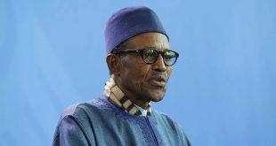 """President Buhari: """"We want German investors"""" / © NAN"""