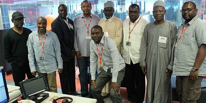 BBC Hausa celebrates 60th anniversary — THE AFRICAN COURIER