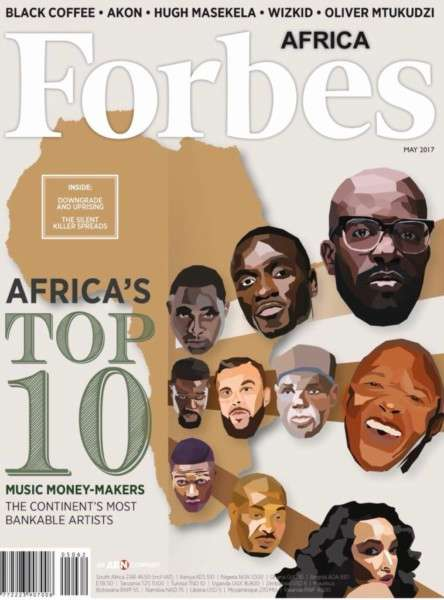 Forbes publishes list of richest African artists — THE