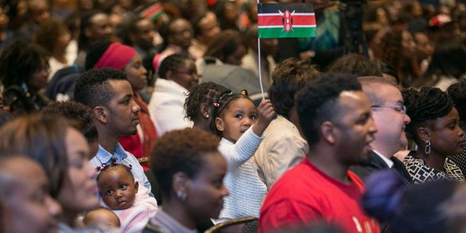 Ambassador Magutt to host Kenyan Diaspora Day in Frankfurt