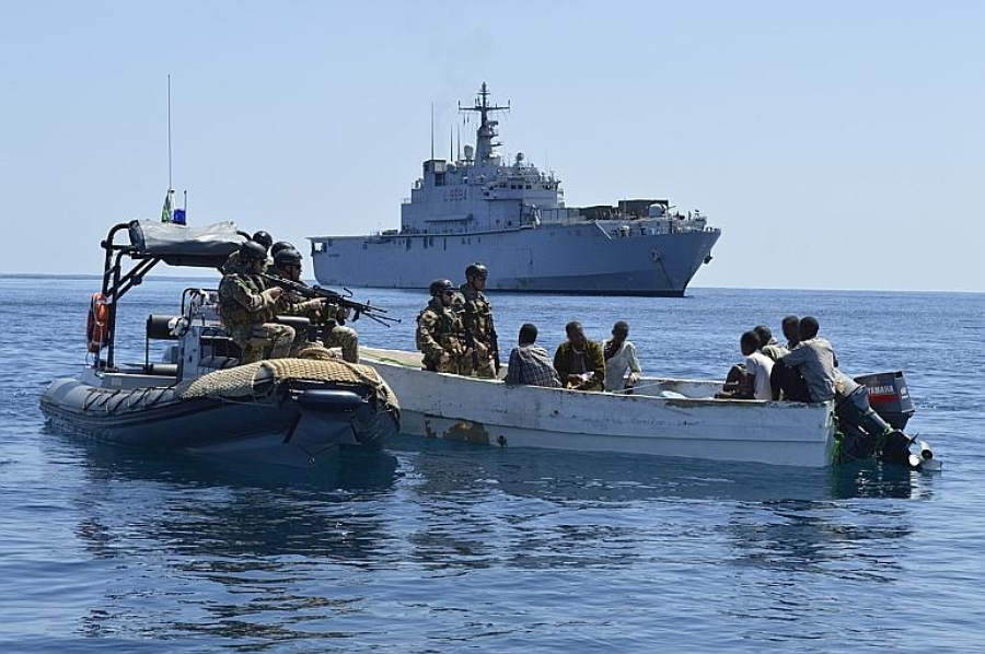 Armed attacks on ships in West African waters rise - report