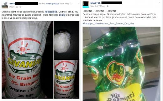 """Plastic Rice"""" (Part 2): The videos tricking African social media"""