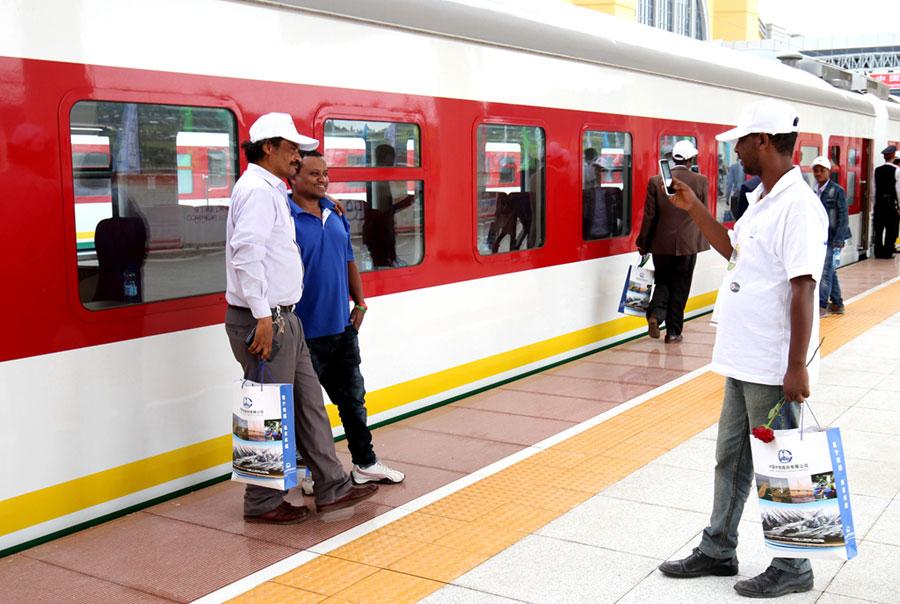 Ethiopia-Djibouti rail line to start full operations in