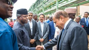 Nigeria commissions world's biggest fertilizer plant — THE AFRICAN