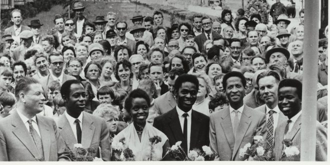 Ghanaians in Germany – 1950s till today — THE AFRICAN