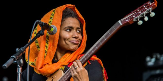 How Afro-German singer Nneka found a home in music — THE AFRICAN