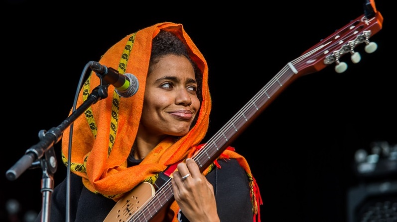 How Afro-German singer Nneka found a home in music — THE