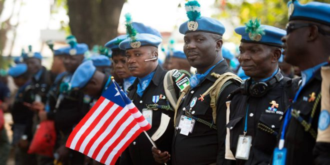 UN ends 15-year peacekeeping mission in Liberia — THE