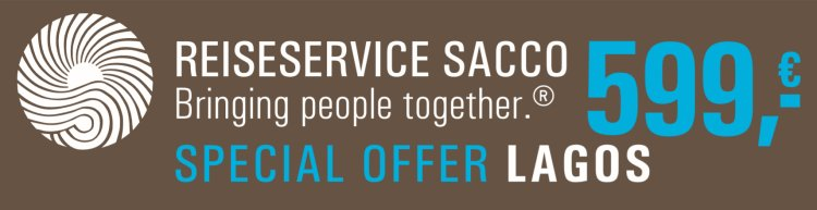 Reiseservice Sacco: Special Offer Lagos