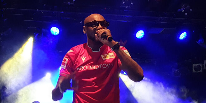 What 2Baba Idibia's concert in Berlin proves — THE AFRICAN