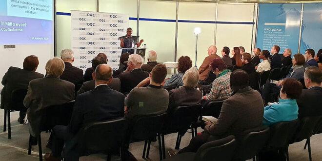 #fixpolitics, Ezekwesili, good governance, Berlin, Africa